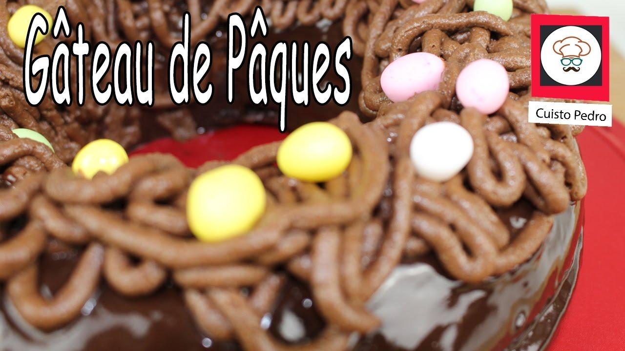 G teau de p ques au thermomix tm5 youtube - Gateau au chocolat thermomix tm5 ...