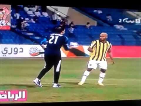 In Saudi Arabia, Ittihad team showed a good brand fairplay - Football - HD