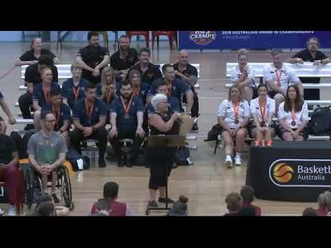 2019 U16 Aus Champs Boys Gold Medal Game - Vic Metro Vs. Vic Country