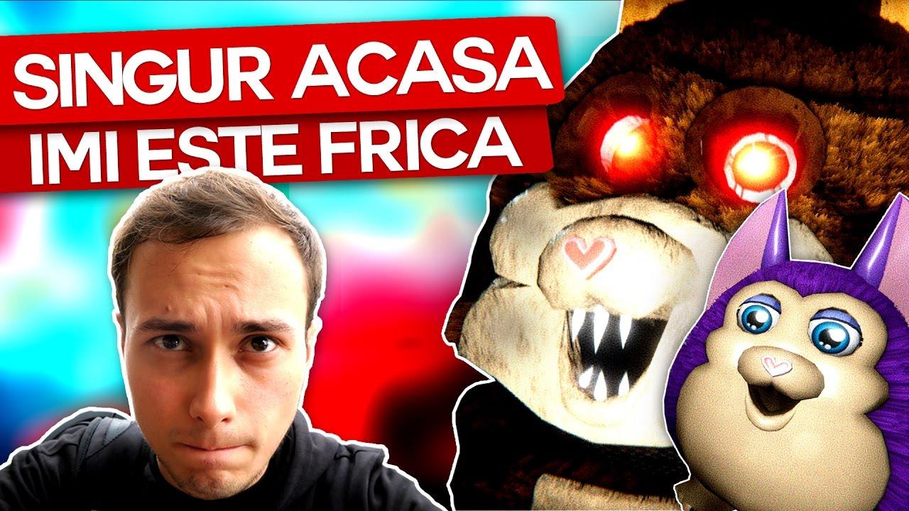 Singur acasa imi este FRICA! Furby! (Complet + Final)