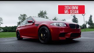 2014 BMW M5 Sedan // Lot R455 // From the Michael Fux Collection