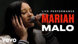 Смотреть клип Mariah - Malo | Live