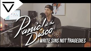 Panic! At The Disco - I Write Sins Not Tragedies (Acoustic Cover)
