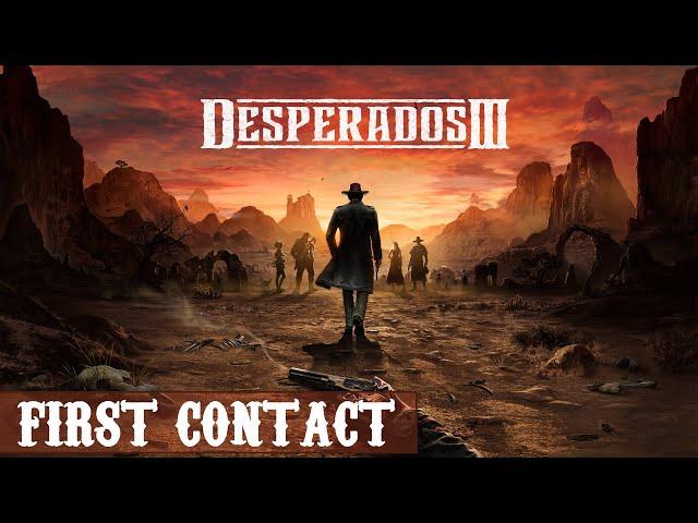 [FR] Desperados III - First Contact - Le retour du roi