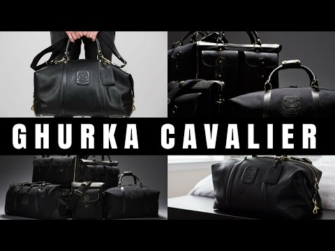 The Best Carry on Luggage Bag | Ghurka Cavalier Review