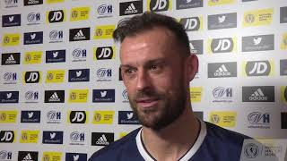 REACTION | Steven Fletcher | Scotland 3-2 Israel