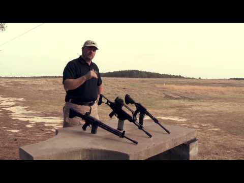 HK416 History of the Operating System
