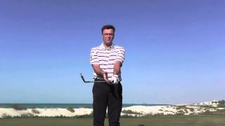 Golf Tips: rhythm & timing - keeping the arms and body rotation in sync