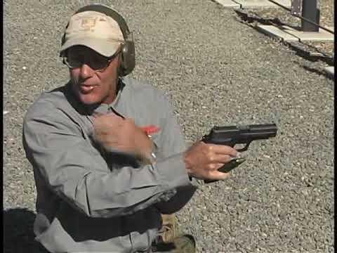 Pistol Malfunction Clearance