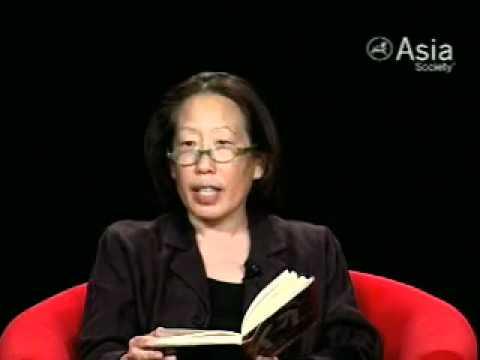 Author Gish Jen