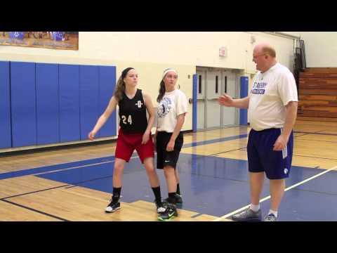 Huskies Basketball: Basic Low-Post Defense