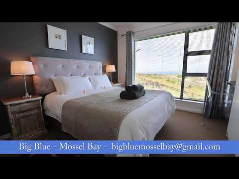 Visit South Africa | Big Blue Accommodation Mossel Bay