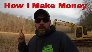 Talk about my approach to Bidding jobs for my Small Excavating Company