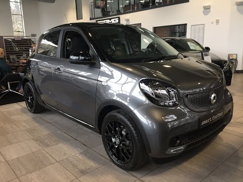 2017 Smart ForFour Prime Sport - Exterior and Interior Review
