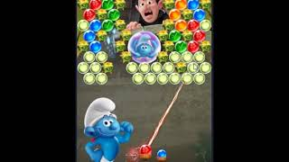 Smurfs Bubble Story Level 230 - NO BOOSTERS