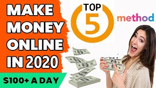 How to make money online for beginners 2010 earning in 2019 2020 top way