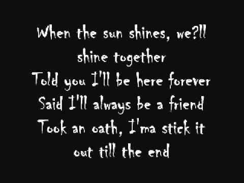Payong Vs. Umbrella Lyrics ( Miss Ganda and Rihanna )