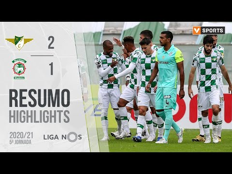 Moreirense Maritimo Goals And Highlights