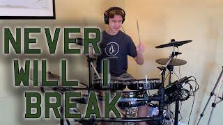 3 Doors Down: Never Will I Break - Drum Cover