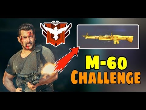 Only M60 Challenge || Ranked Match || Garena Free Fire - Desi Gamers