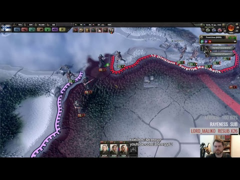Finland and chill - HOI4 Death or Dishonor