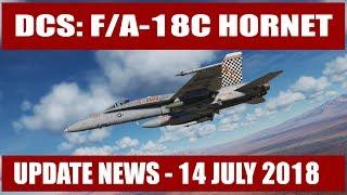 DCS: F/A-18C Hornet – 14 July News