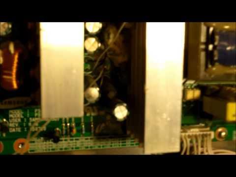 how-to-fix-plasma-tv-rainbow-color-snowy-static-screen-repair-tutorial