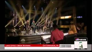 "1st Performance - Home Free - ""Cruise"" By Florida Georgia Line - Sing Off - Series 4"
