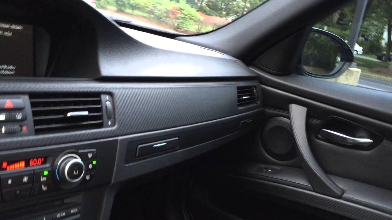 2011 BMW M3 E90 Interior And Engine Design Ideas