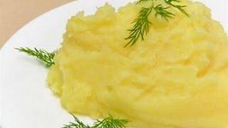 Вкусное картофельное пюре!