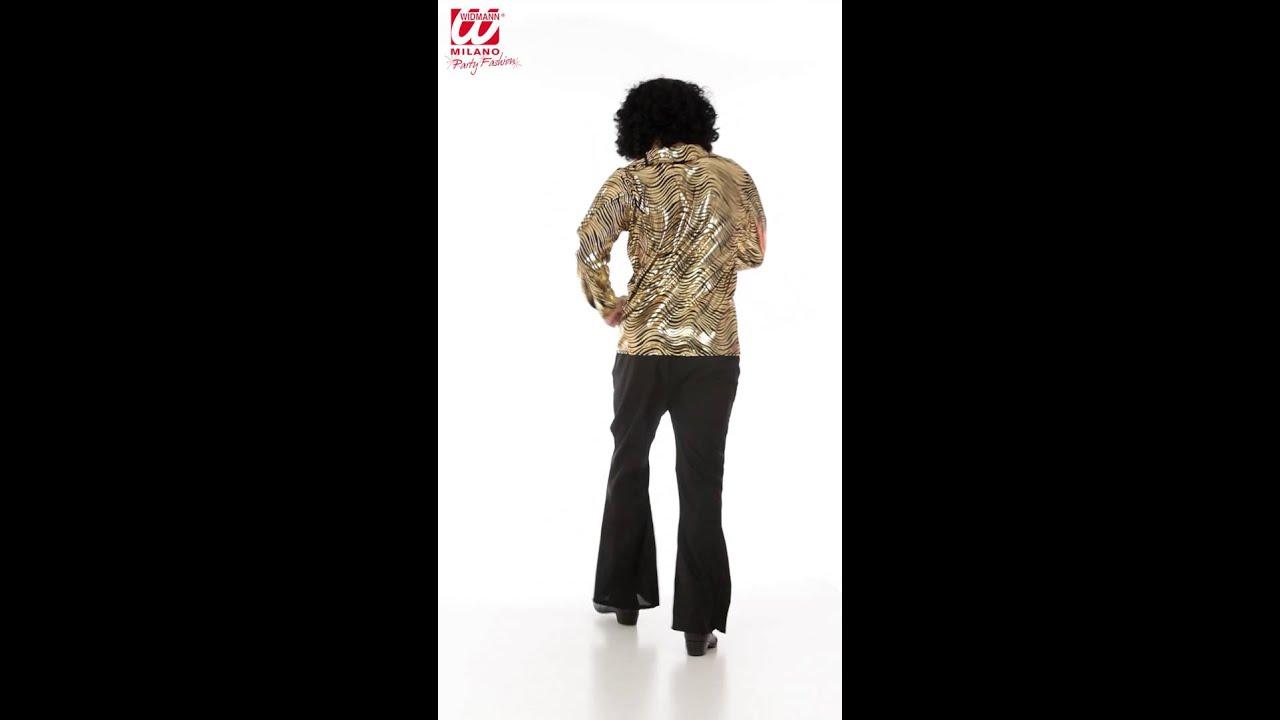 70er Jahre Shirt Zebra Style Youtube