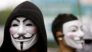 Anonymous - #FreeAnons