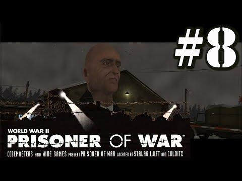 Let's Play Prisoner of War #8 - Boot Polish Ninja