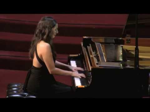 "Tanya Gabrielian, piano performs: Michael Glinka/Mili Balakirev ""The Lark"""