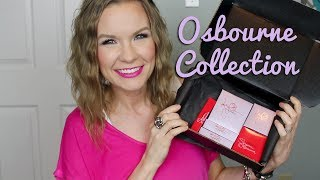 MAC Kelly & Sharon Osbourne Collection Haul & 1st Impressions!