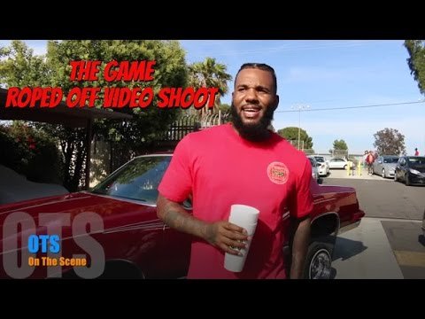 Streets of Compton with The Game - On the Scene