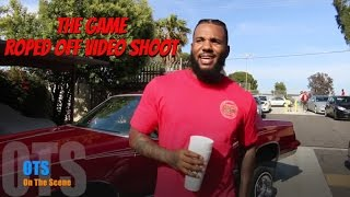 Streets Of Compton With The Game On The Scene