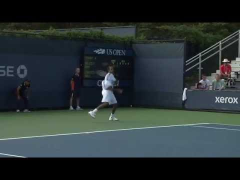 2011 US Open: Qualifying Round, Day 4