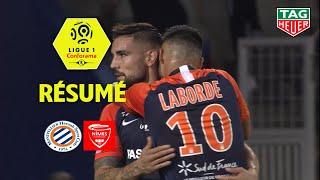 Montpellier Hérault SC - Nîmes Olympique ( 1-0 ) - Résumé - (MHSC - NIMES) / 2019-20