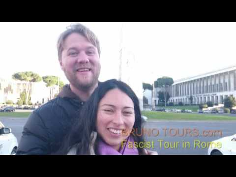 Fascist Art and History Tour in Rome