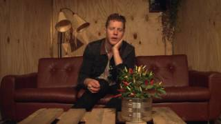 Anderson East backstage interview Tønder Festival 2016