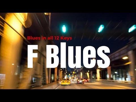 F Blues (Play-Along)