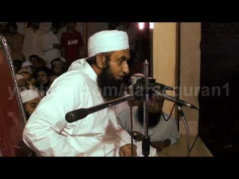 Maulana Tariq Jameel 31July 2011 Banaras Karachi Youtube.com/darsequran1