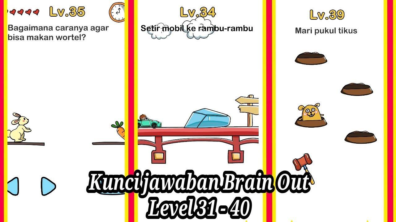 Kunci Jawaban Brain Out Lv 32