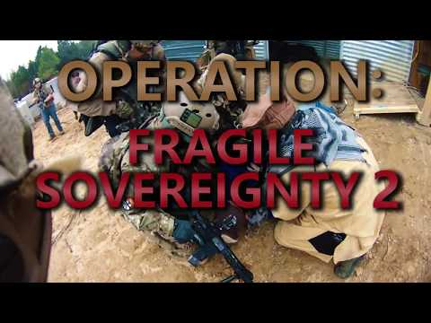 Airsoft Montage!! | Fragile Sovereignty 2 at Black Ops Airsoft NC hosted by TOG Milsim