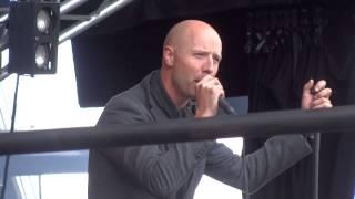 """Sivert Höyem """"Handsome Savior"""" Soundcheck 20.06.2014 Oslo Rådhusplassen"""