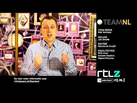 VANAD Group - Arthur Nederlof video column on TeamNL - RTLZ
