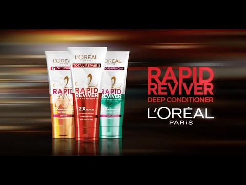 Rapid Reviver Deep Conditioner | L'Oréal Paris