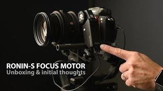 Gambar cover Ronin-S Focus Motor Review
