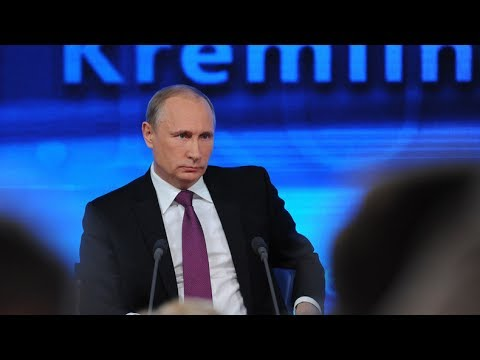 LIVE: Russian president Vladimir Putin holds annual Q&A session (English translation)